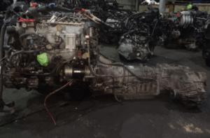 1KDFTV 3.0 D-4D Toyota Land Cruiser Prado двигатель в сборе