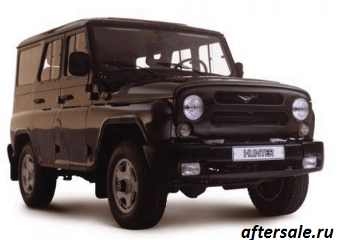 УАЗ-315195 (Хантер) 2010 год 2.7 (2)