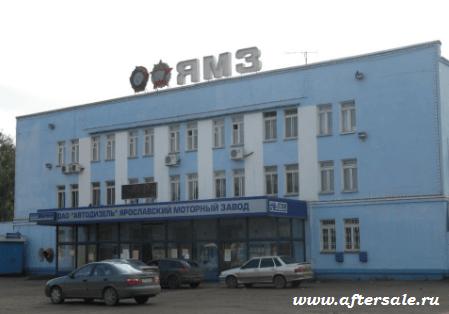 Продукция Ярославских заводов