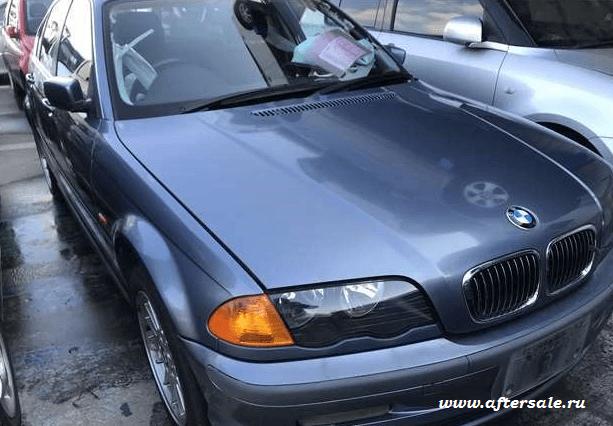 бу запчасти BMW 3 e46