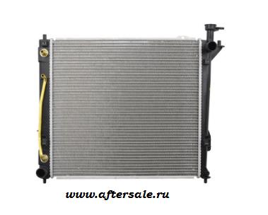 радиатор Hyundai Santa Fe Kia Sorento