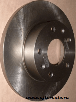 тормозные диски задние Nissan X-Trail