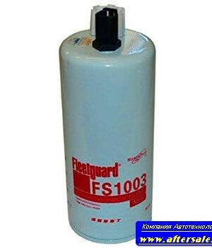 топливные фильтры Fleetguard FS1003 для двигателя Cummins N14