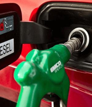 Вместо дизеля бензин что делать