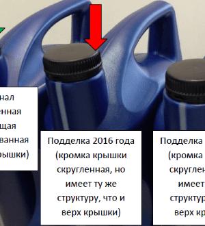 Как отличить масло total