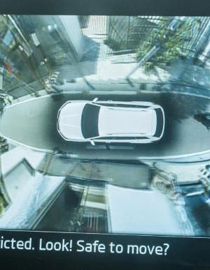 Системы контроля парковки