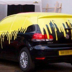 Сколько стоит покраска автомобиля полностью